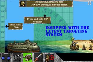 Artillery Commander