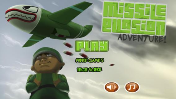 Missile Evasion Adventure