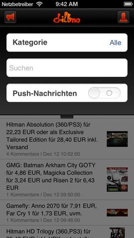 chillmo.com - Deine Schnäppchen-App für Videospiele und Filme