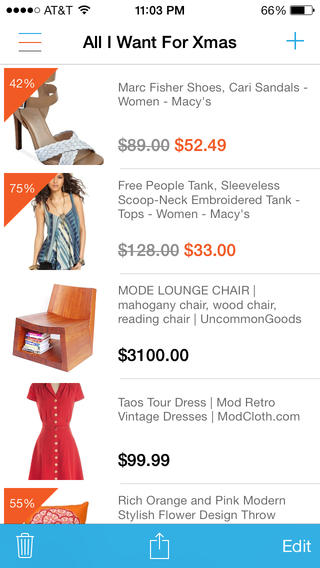 WishPlz - Shopping list builder with price scanner and price check quintana roo price list