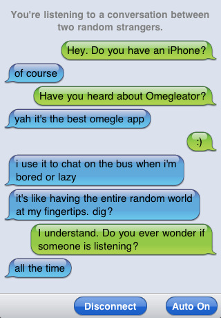 omegle video chat on iphone ace app for iphone social networking 1801