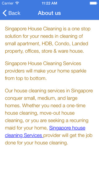 SG House Cleaning house cleaning prices