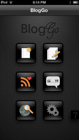 BlogGo for Blogger blogger