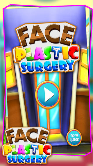 Face Plastic Surgery - Free Surgery Games, Beauty Spa Games, Doctor Games & Hospital Games for Fun games fun