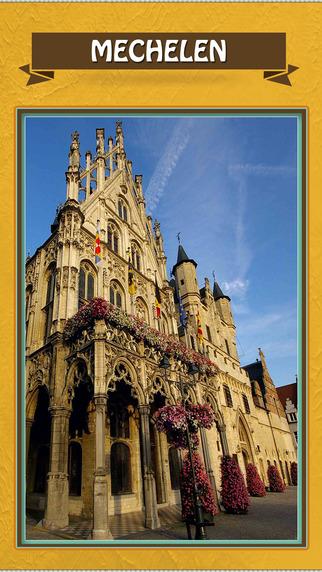 Mechelen City Travel Guide domestic services mechelen