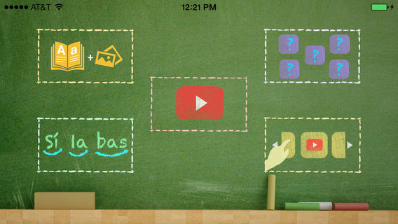 Spanish Playground Learning Games for Kids Fruit - Learn Spanish with Educational Games for Spanish Words learning spanish online