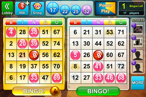 bingo bash collections