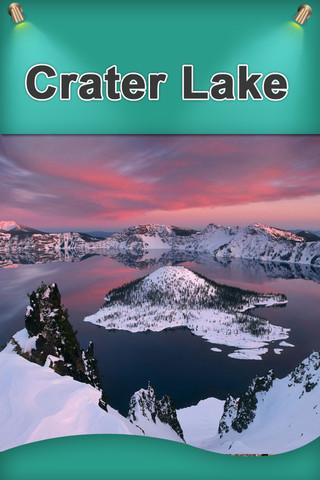 Crater Lake yucatan peninsula crater