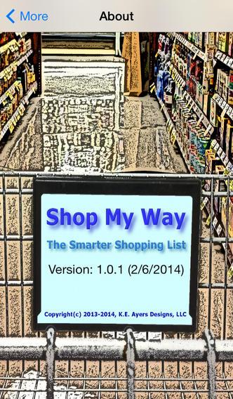 Shop My Way buy local used stuff
