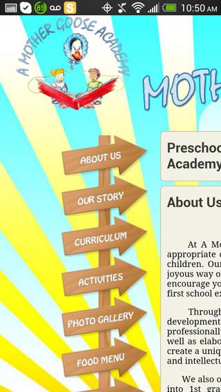 AMGA N Hollywood preschool children development