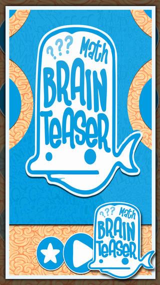 Math Brain Teasers math brain teasers