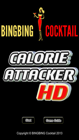 BINGBING Cocktail Calorie Killer