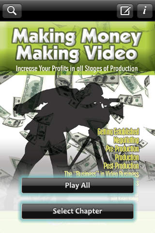 Making Money Making Videos from VASST film making supplies