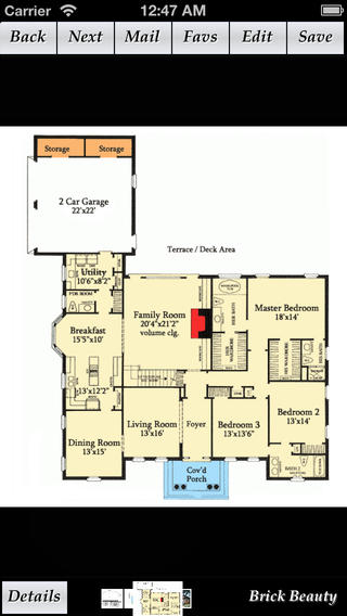 Southern Homes – Southern House Architecture Plans smartphone plans