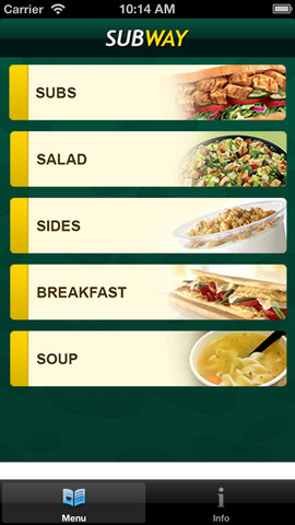 11 Nutrition Calculator For Subway