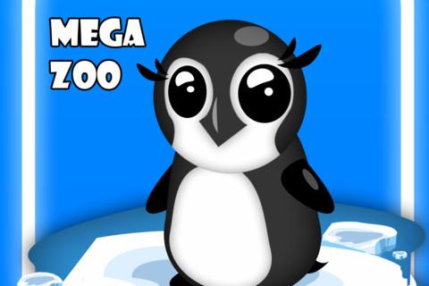 Mega Zoo zoo animals clipart
