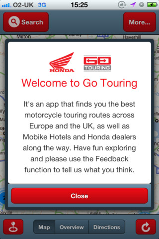 GoTouring touring plans