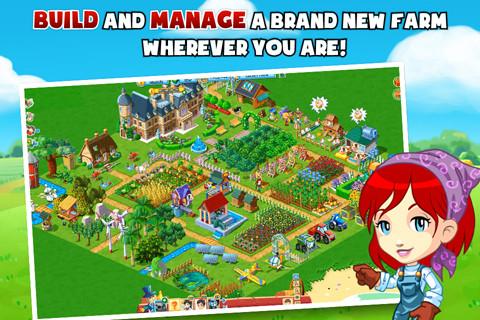 Download green farm™ iphone ipad ios