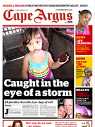 Cape Argus itunes store account