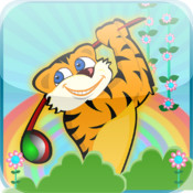 Tiger In Woods