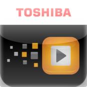 Toshiba Send & Play ipod tv