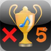 Multiplication Song 5