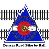 Denver Road Bike by Rail