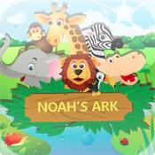 Noah`s Ark - Memo Match Game