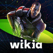 Wikia: Mass Effect Fan App mass effect wikia