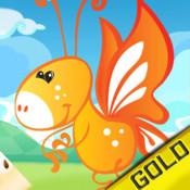 Butterfly Escape - The fun free flying cute insect game - Free Edition