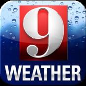 WFTV Channel 9 Weather for iPad the weather channel