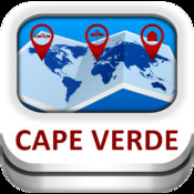 Cape Verde Guide & Map - Duncan Cartography