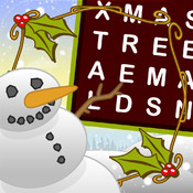 Epic Christmas Word Search - giant holiday wordsearch puzzle