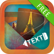 L0v3 Text Free - Add cool Text to your Photos
