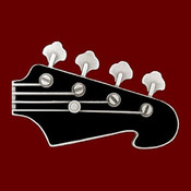 Bass Guitar Tuner: Tuner For Bass Guitar Plus Bass Guitar Chords And Metronome