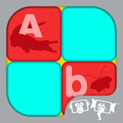 Kids Memory Match : Alphabets To Words