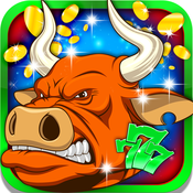 Buffalo Gold Longhorn Casino - Lucky cowboy riches with this free wild west slots game