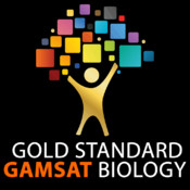 Gold Standard GAMSAT Biology flashcards