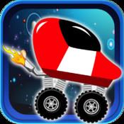 Jetpack Space Car Ride Racing - Spaceship Joyride Attack Alien Invader Free