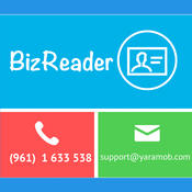 Business card reader BizReader: best card scanner with human editing accuracy accuracy