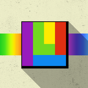 Color Fill: Line Drawing Puzzle