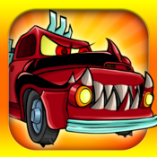 Crazy Monster Truck car racing with monster hill multiplayer Byke climb fast classics free driving die free run racing .