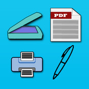 Scanner Professional - (Document writer ,Multipage PDF Scanner , PDF Merger , Photo Editor , map to PDF converter and document Reader for your iPhone and iPad) pdf417 photomath scanner