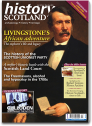 History Scotland: The World`s Premier Scottish History Magazine history