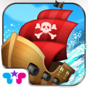 Pirate Rush - A Speed Boat Adventure