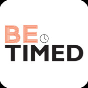 BeTimed - multiple workout, fitness and yoga timer to design custom routines consisting of custom build exercises with individual timers custom