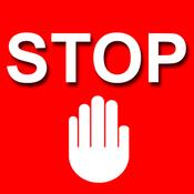 STOP. powerful cross