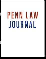 Penn Law Journal