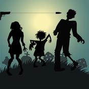 Knock Down Zombie zombie