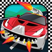 WildRide Race & Shoot racing road speed